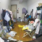 「部屋の乱れは心の乱れ」ロイヤルネットワークのクリーニング屋にまとめて服を預けた。